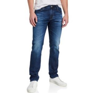 AG-ED The Matchbox Slim Straight Jeans 30x32 NW5